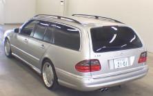 2001 Mercedes-Benz W210 E320T AMG