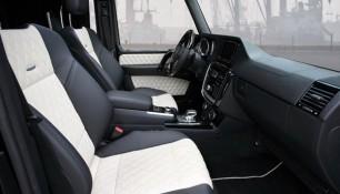 Mercedes-Benz G63 AMG Spyridon