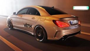 VATH V25 на базе Mercedes CLA