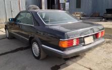 1992 Mercedes-Benz W126 560SEC