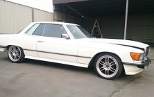 1978 Mercedes-Benz W107 500SLC
