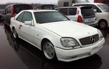 1997 Mercedes-Benz W140 CL600 AMG