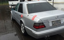 1994 Mercedes-Benz W124 E500