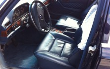1990 Mercedes-Benz W126 560SEL